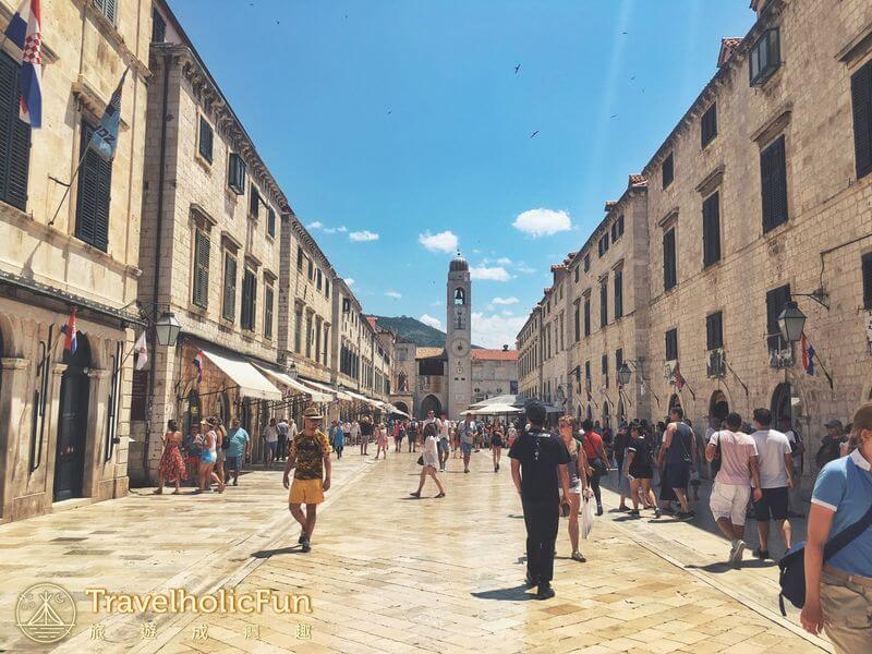 Dubrovnik 景點