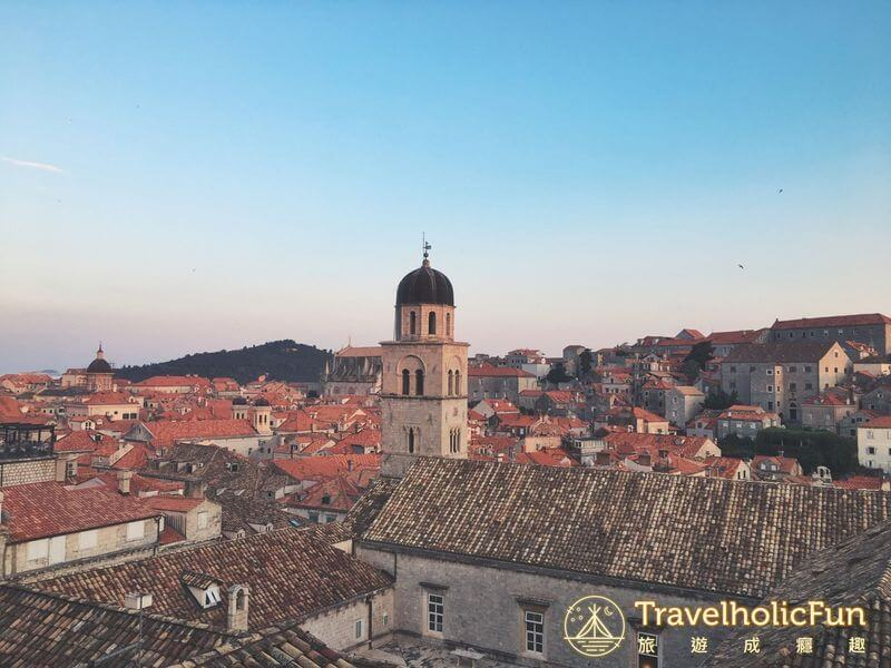 Dubrovnik 城牆