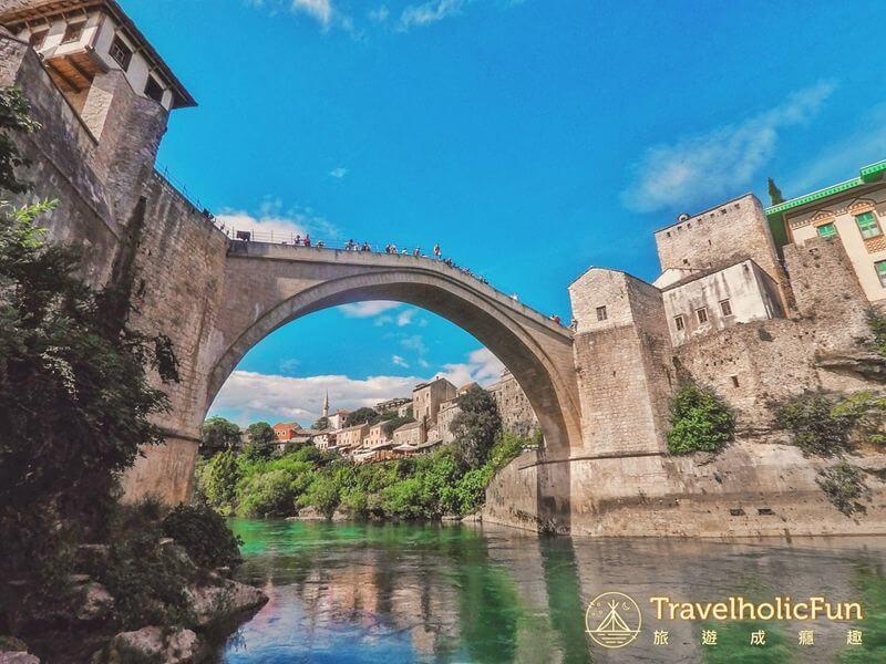 Mostar 古橋