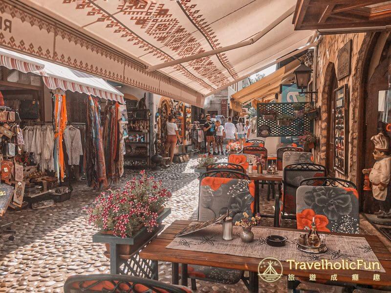 Mostar 街景