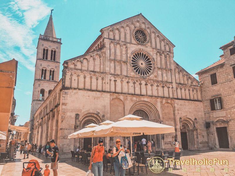 Zadar 聖阿納斯塔西亞主教座堂
