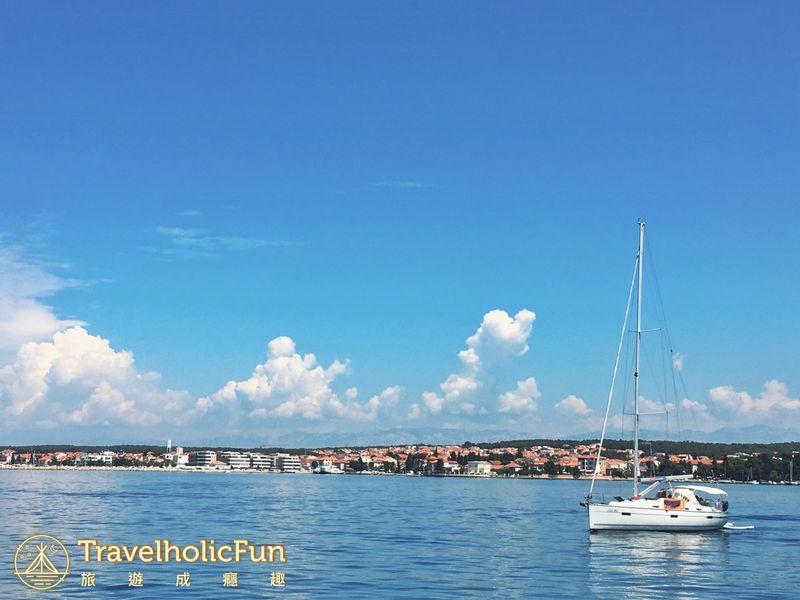 Zadar 海邊