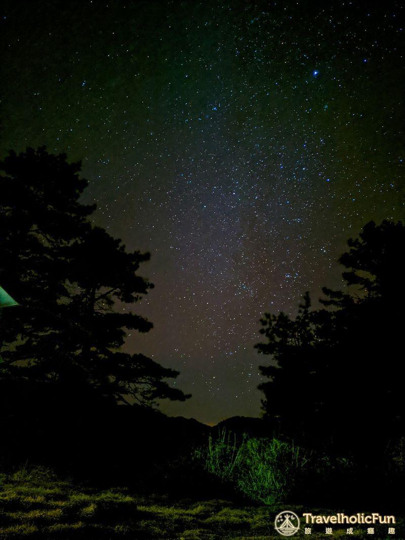 雲稜山莊夜景