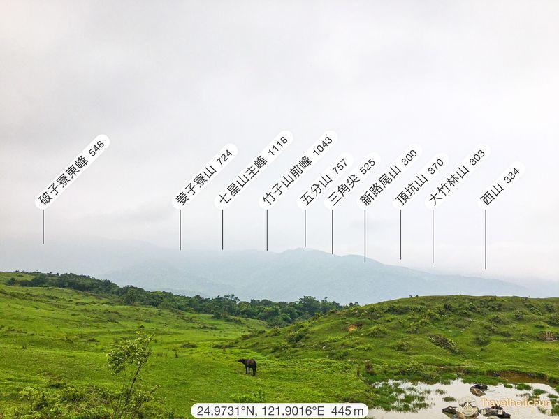 桃源谷草原